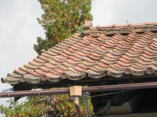 会津若松での土蔵の葺き替えです