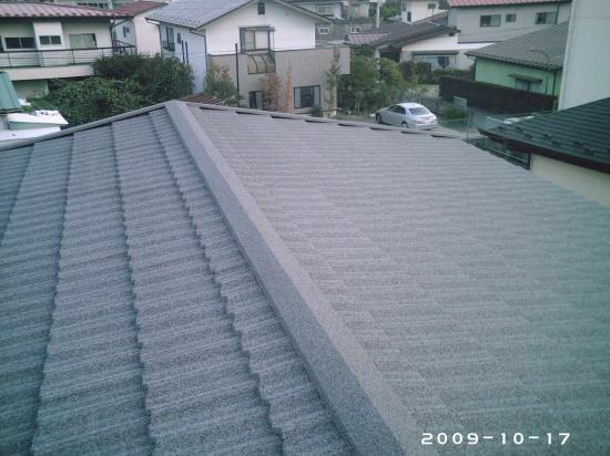 リフォームに最適! トステムの屋根材です。