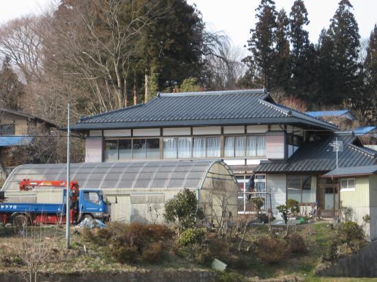 屋根の全面改装工事です