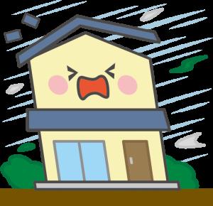 台風シーズンの到来